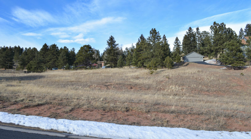 Ready to Build in Great Woodland Park Location