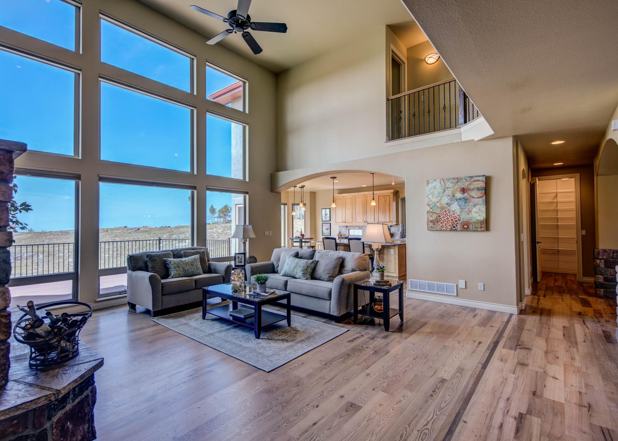 6925 Snow Mass Dr Colorado Springs Home For Sale Living