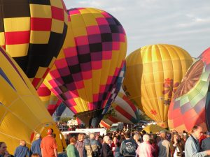 Labor Day Lift Off, Colorado Springs Happenings