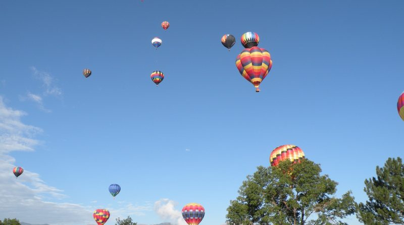 Colorado Springs Happenings, Labor Day, Early Fall, Late Summer
