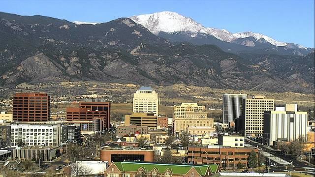 Colorado Springs Living Living Colorado Springs