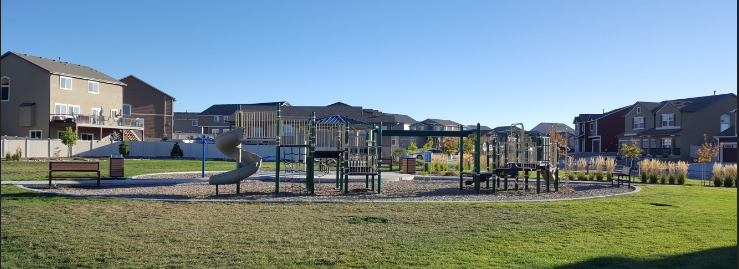 Forest Meadows Playground in Colorado Springs