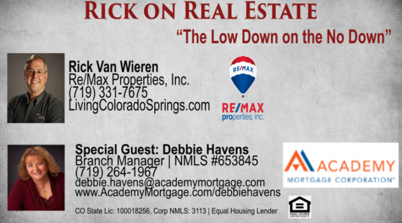 No Down Payment Home Loans Colorado Springs