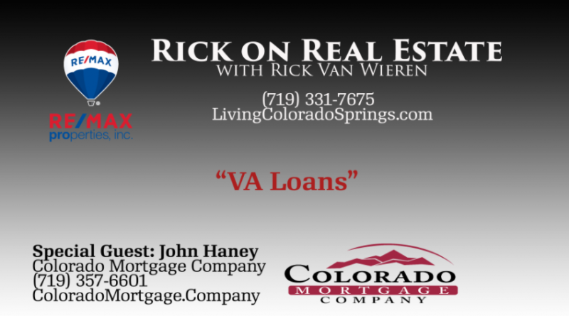 VA Loans Colorado Springs