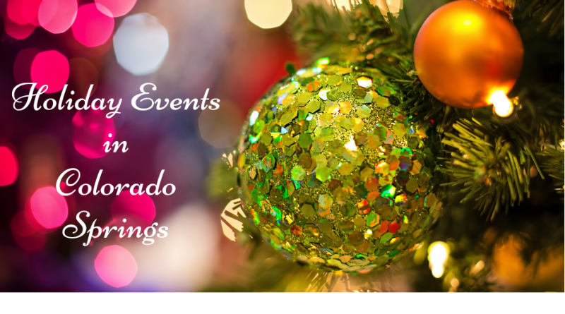 Holiday Events in Colorado Springs