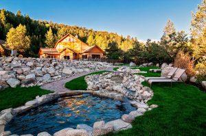 Colorado Hot Springs