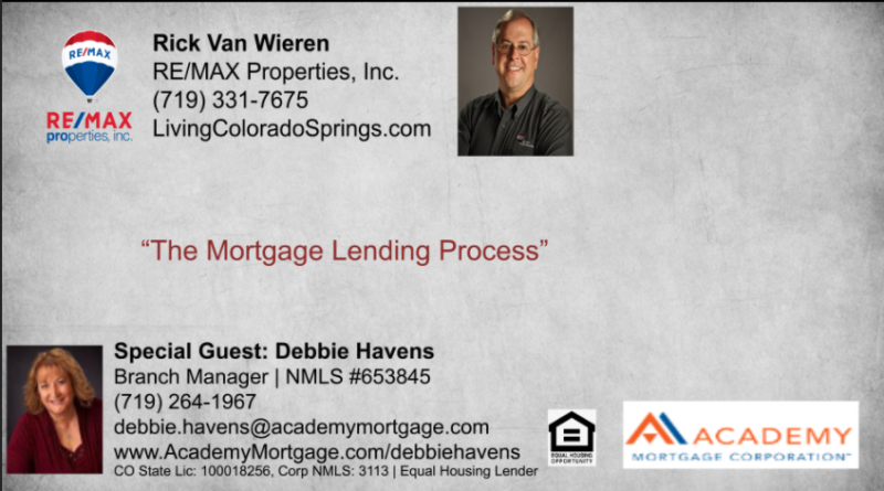 Mortgage Lending Process