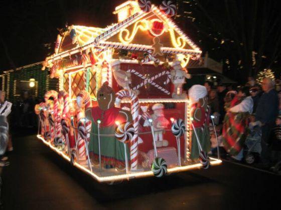 Parade of Lights Colorado Springs