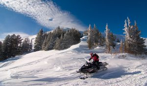 Snowmobiling Colorado