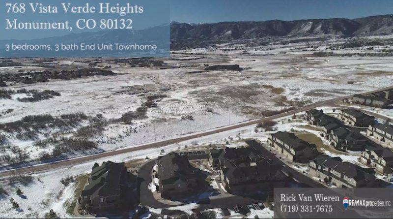 768 Vista Verde Heights Monument CO