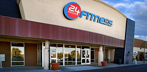 24 Hour Fitness Colorado Springs