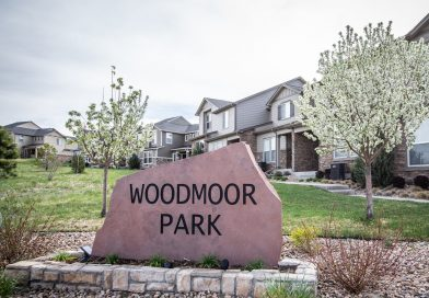 End Unit Townhome in Woodmoor Park