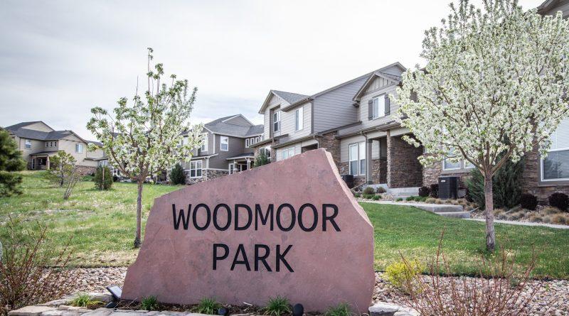 Woodmoor Park in Monument Colorado
