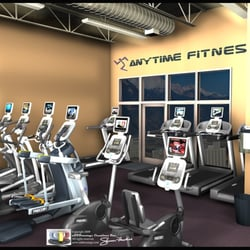 Anytime Fitness Colorado Springs