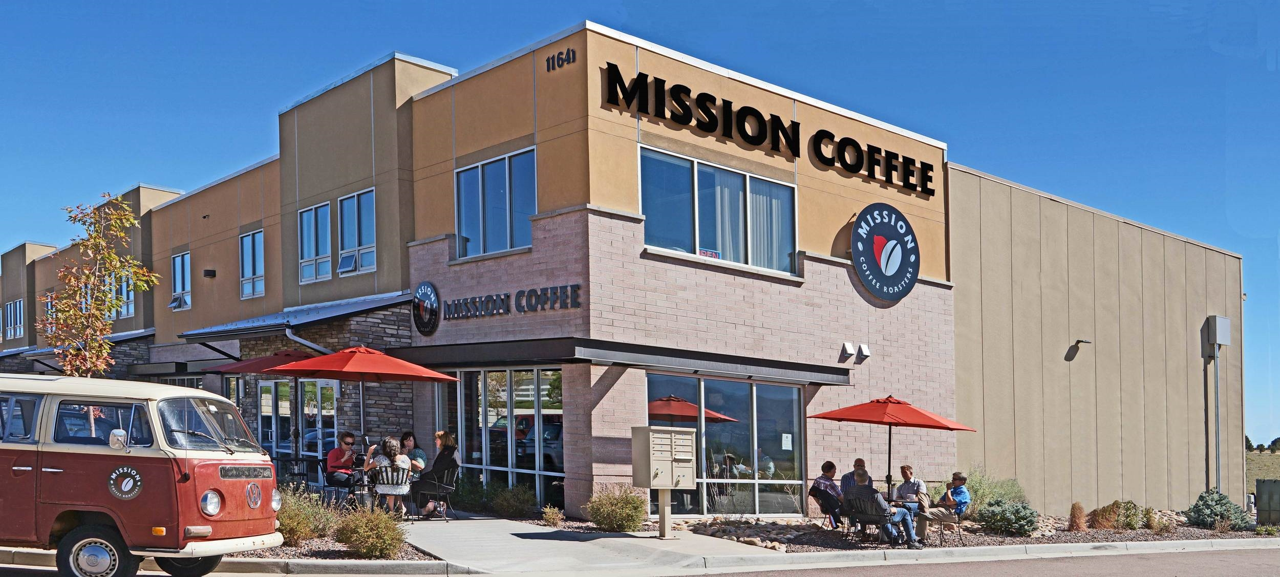 Mission Coffee Colorado Springs