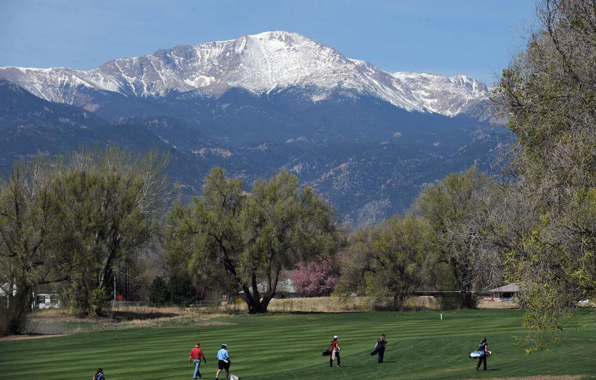 Patty Jewet Golf Course