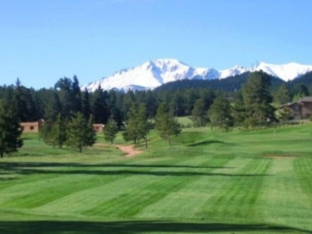 Shining Mountain Golf Course colorado springs