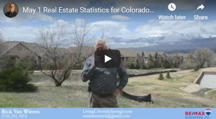 Colorado Springs April 2019 Real Estate Statistics