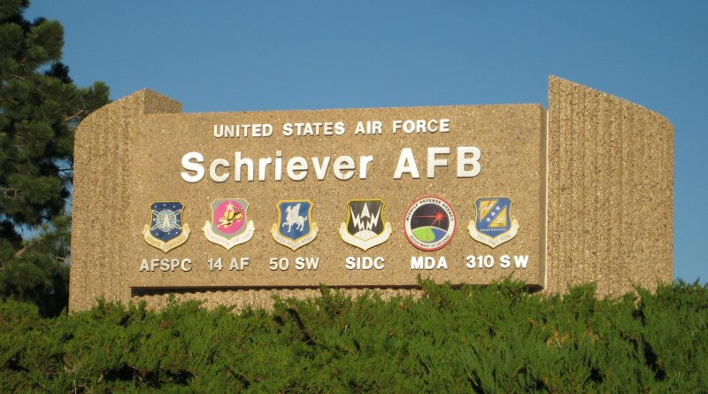 Schriever Air Force Base in Colorado Springs