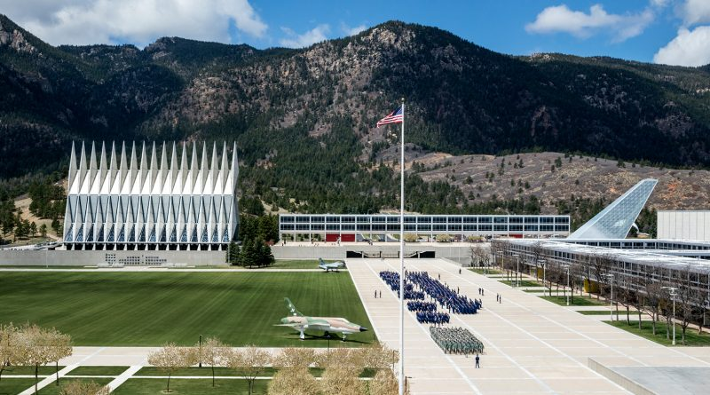 Us Air Force Academy In Colorado Springs Living Colorado Springs