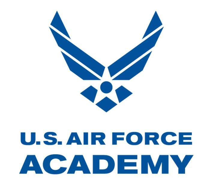 US Air Force Academy in Colorado Springs