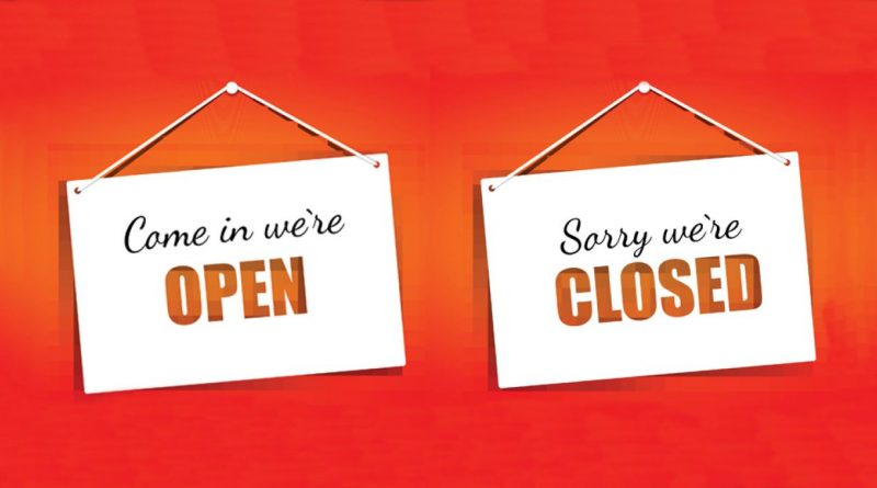 Open and Closed COVID-19