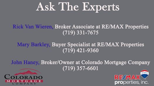 Ask The Experts Your Real Estate Questions