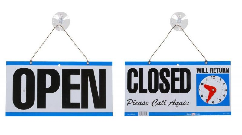 What is open and what is closed in Colorado Springs?