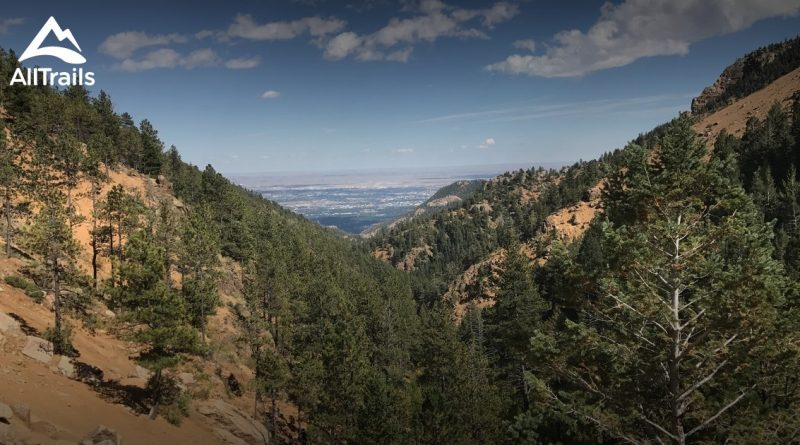 Hiking Trails Colorado Springs