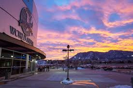 Broadmoor World Arena Colorado Springs