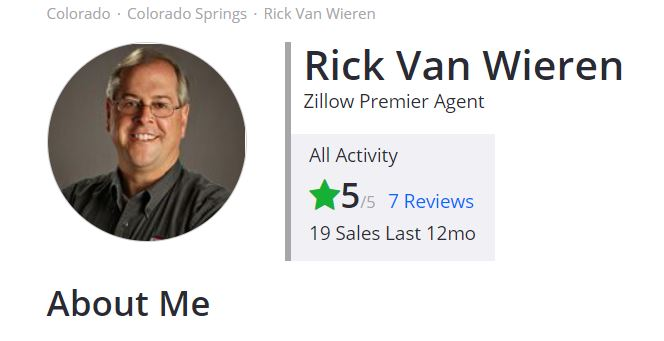 Client Testimonials and Reviews Rick Van Wieren