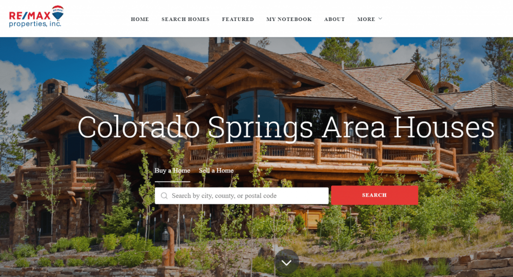 Colorado Springs Home Search